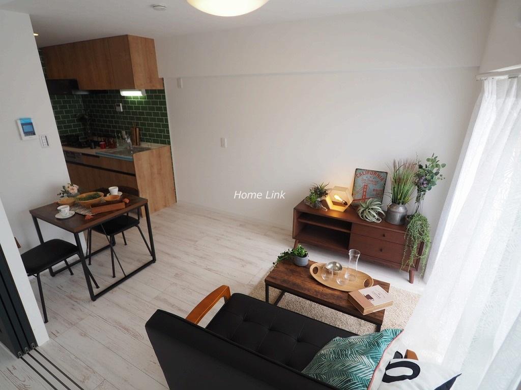 蓮根台ダイヤモンドマンション8階 家具付き販売