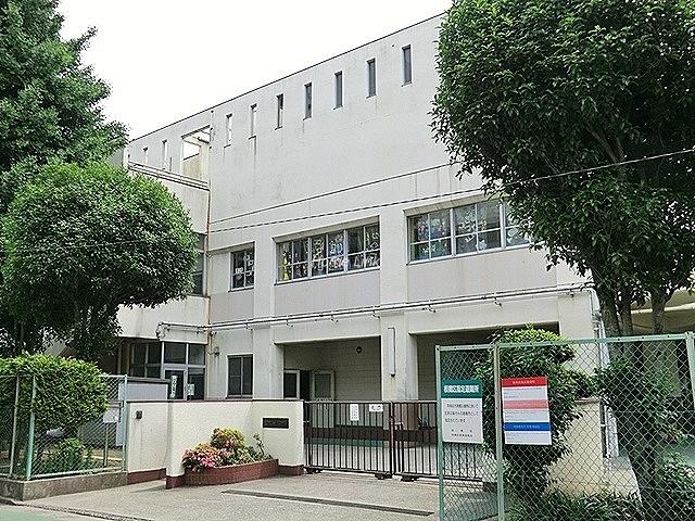 コスモ高島平周辺環境 高島第一小学校