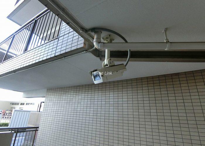オーベル蓮根 防犯カメラ