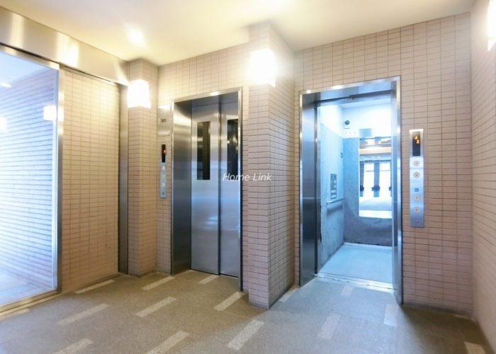 グローリオ板橋本町 エレベーターホール