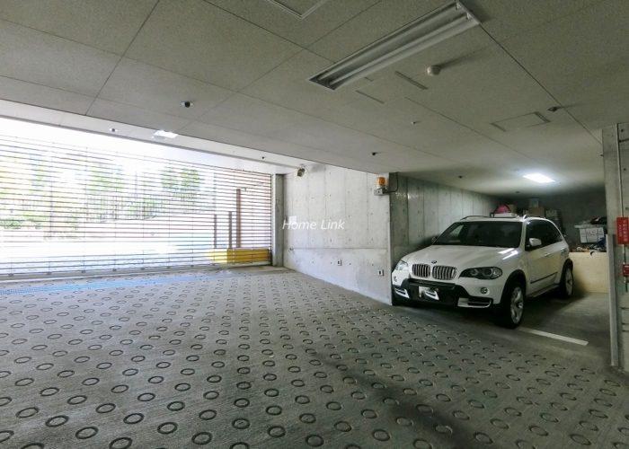 グローリオ板橋本町 駐車場