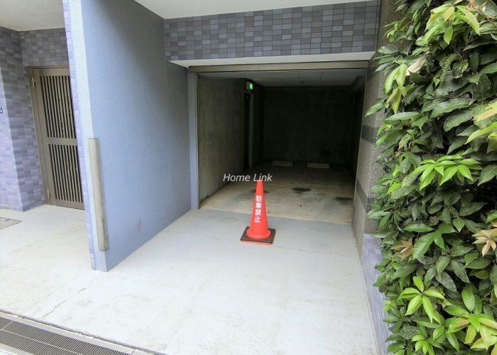 セザール蓮根 駐車場