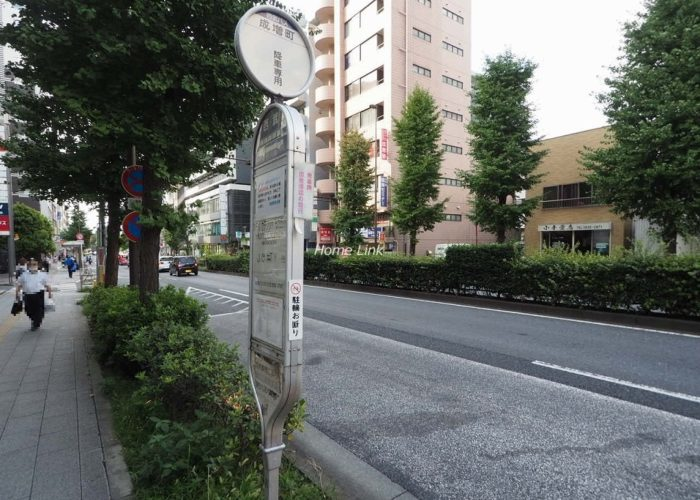 タイムズコーポ成増 バス停