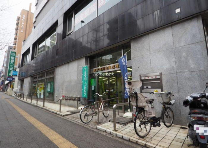 タイムズコーポ成増 1~2階は東京信用金庫
