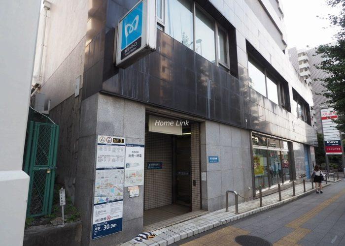 タイムズコーポ成増 東京メトロの地下鉄出入口