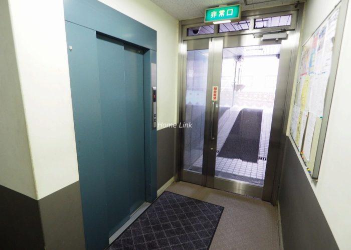 タイムズコーポ成増 エレベーターホール