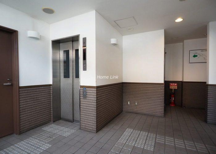 プライムコート大山 エレベーターホール