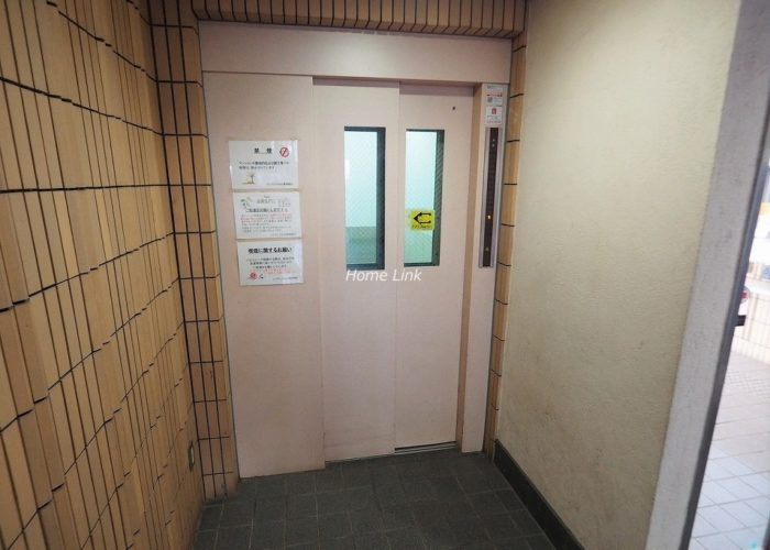 レジデンス大山 エレベーターホール