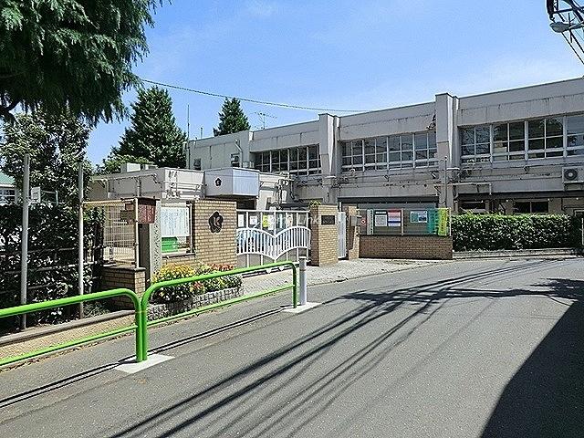 グローリオ板橋本町周辺環境 加賀小学校