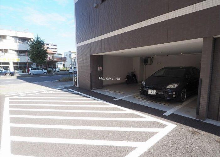 アプレシアス上板橋 駐車場