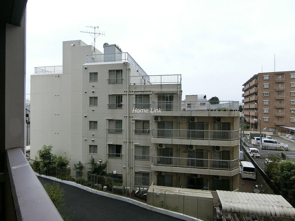 アプレシアス上板橋3階 バルコニーからの眺望