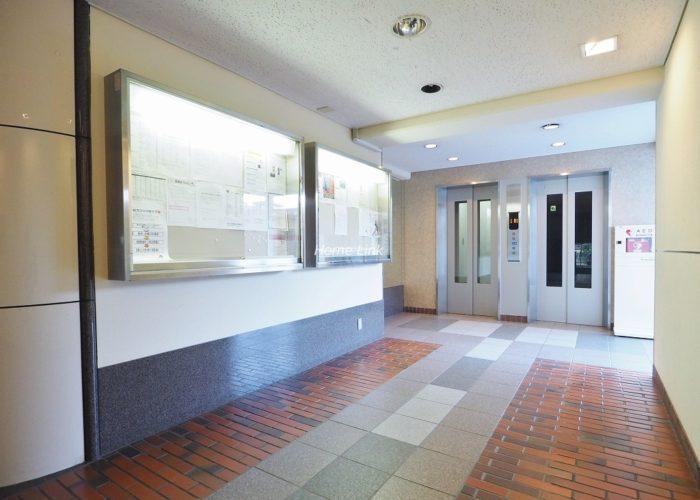 サンシティA棟 エレベーターホール