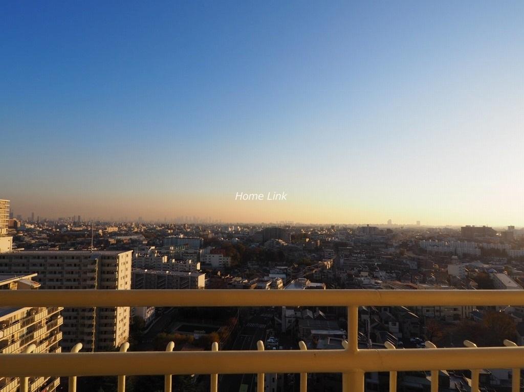 サンシティD棟21階 21階からの伸びやかな眺望