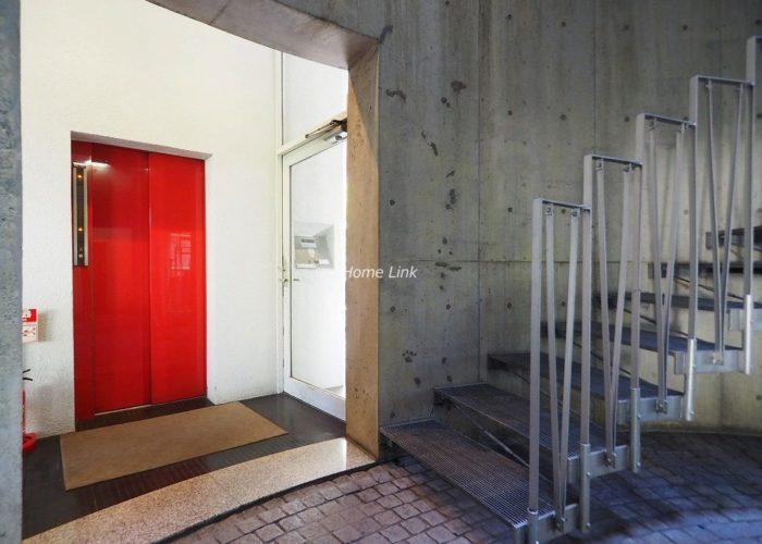 池袋シティハウス エレベーターホール