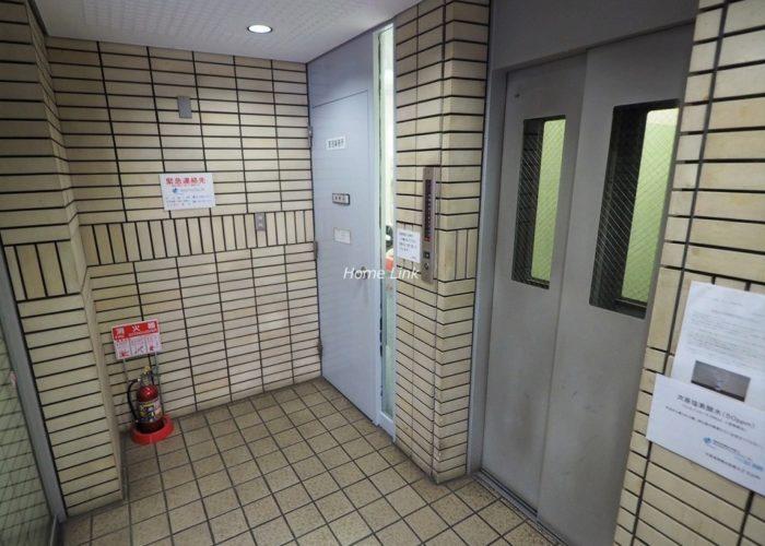 グリーンキャピタル池袋 エレベーターホール