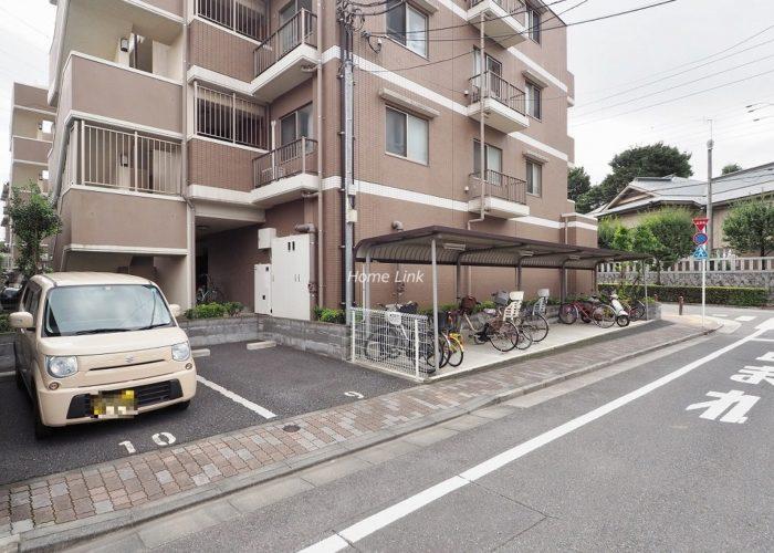 サンクレイドル徳丸ウインフォート 駐車場