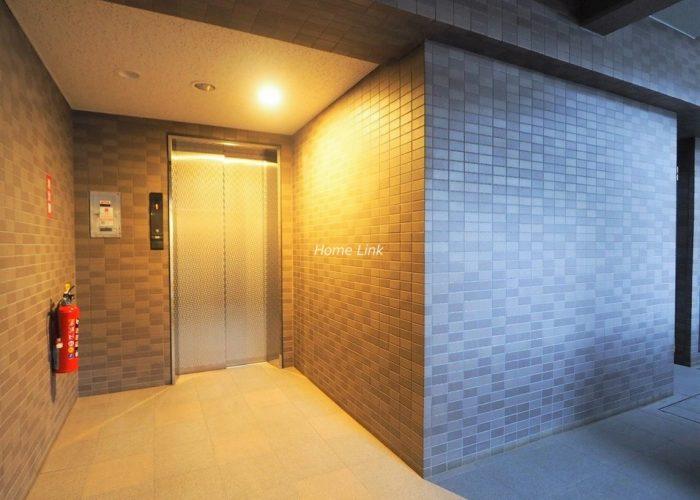 チサンマンション成増 エレベーターホール