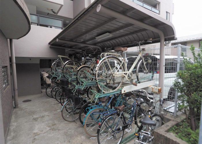 チサンマンション成増 駐輪場