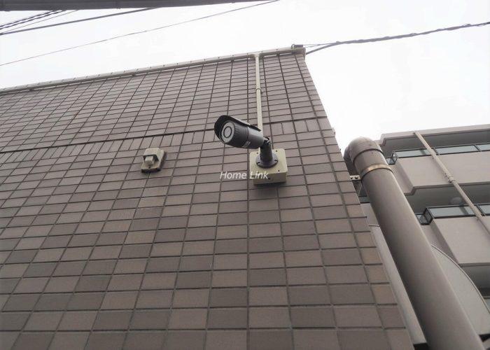 チサンマンション成増 防犯カメラ