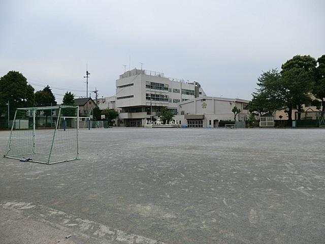 朝日シティパリオ板橋本町周辺環境 志村第一小学校