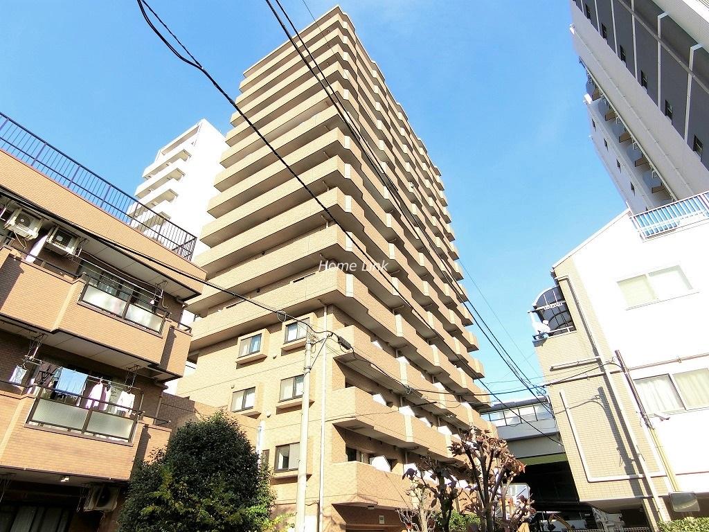 朝日シティパリオ板橋本町 外観