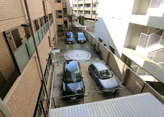 朝日シティパリオ板橋本町 駐車場