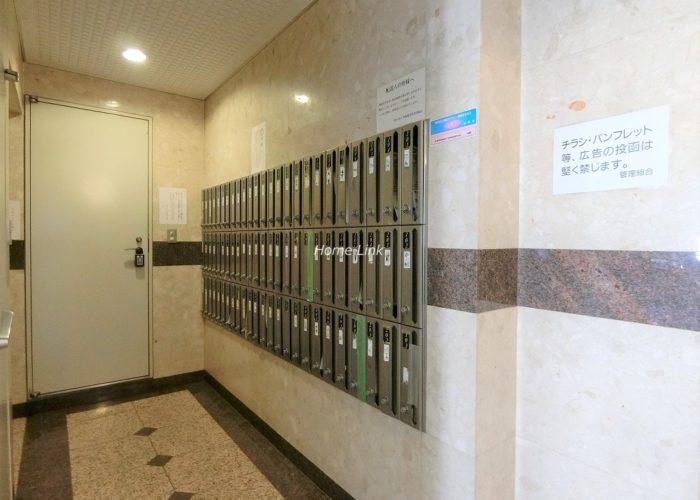 朝日シティパリオ板橋本町 メールボックス