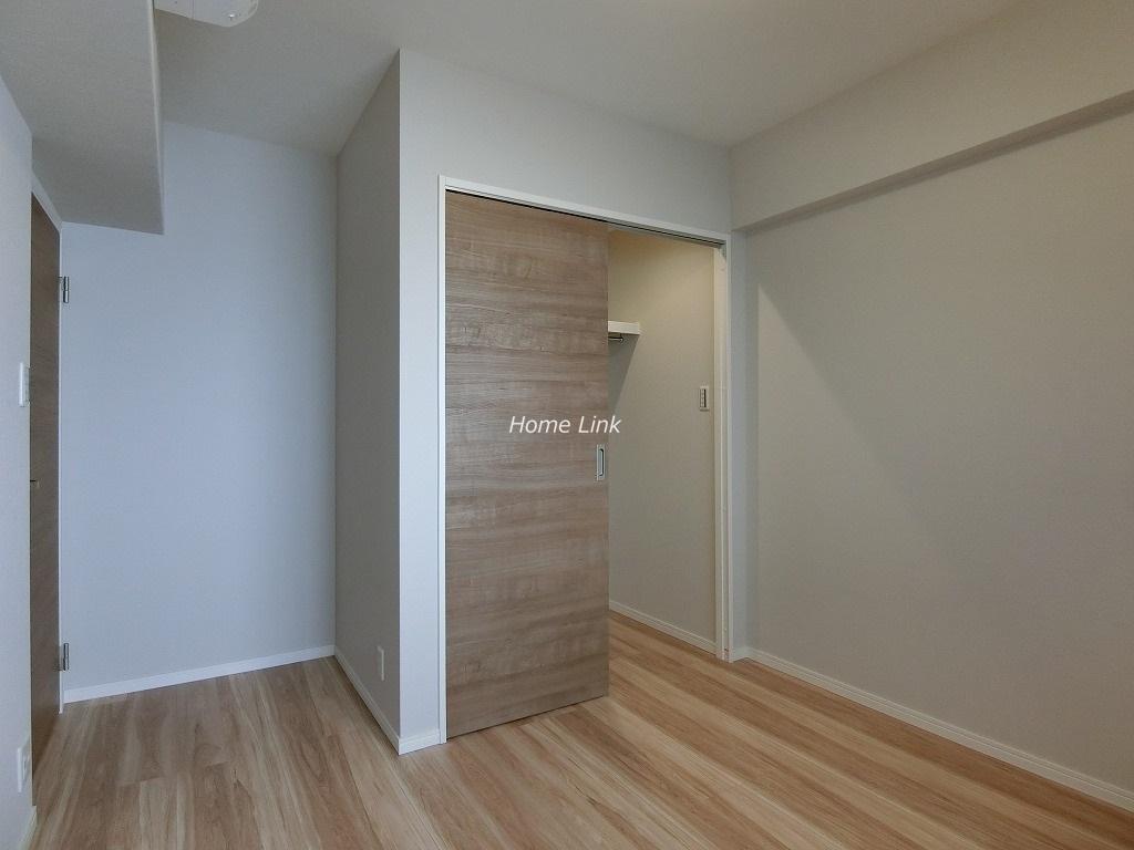 朝日シティパリオ板橋本町9階 各居室にウォークインクローゼット