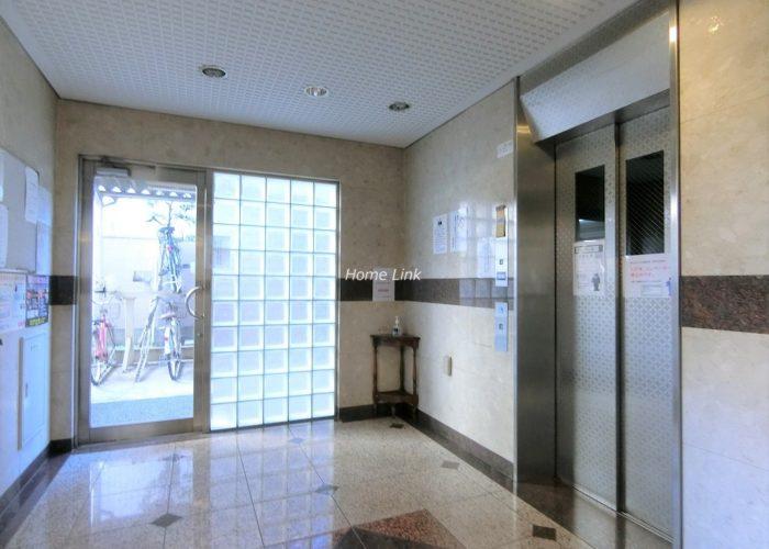 朝日シティパリオ板橋本町 エレベーターホール
