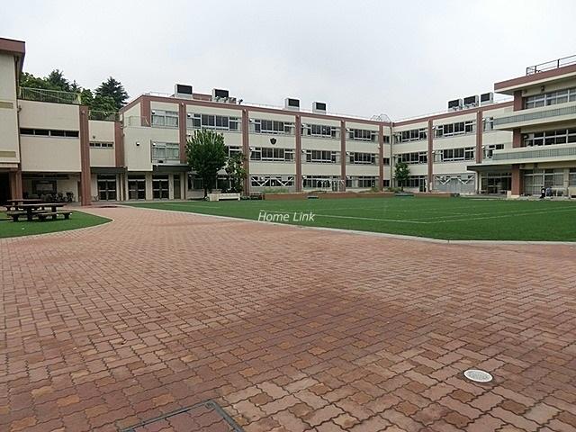 コーポラスときわ台周辺環境 桜川小学校