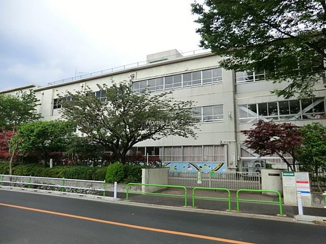 高島平サンパワー周辺環境 高島第六小学校