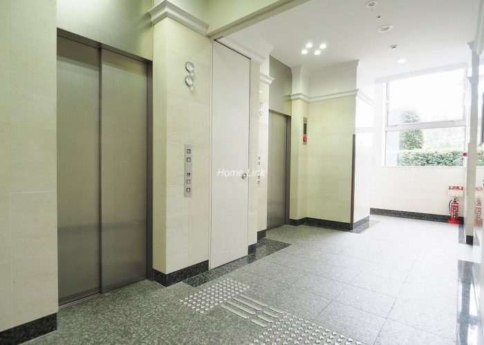アイ・タワー エレベーターホール