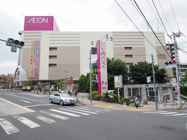 プレール東武練馬周辺環境 イオン板橋店