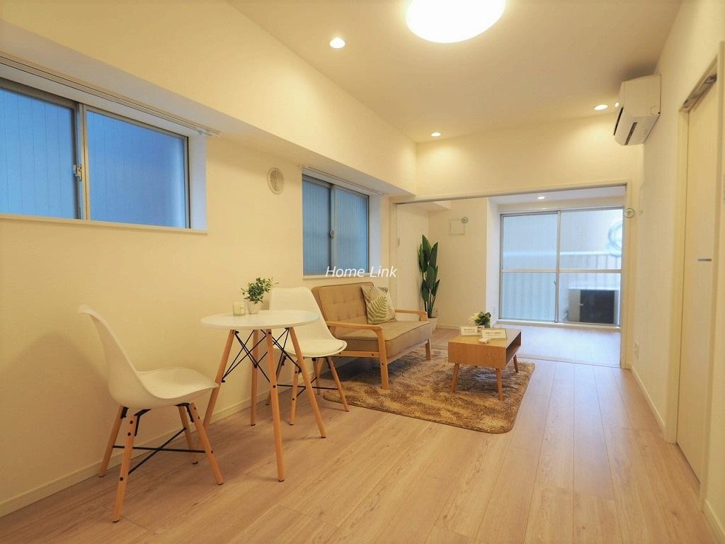 キャニオンマンション板橋3階 家具・エアコン付き物件