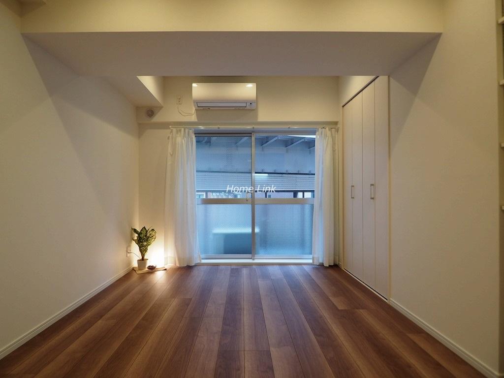 ジャルダン板橋3階 南西の角部屋