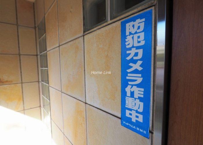 マートルコート板橋泉 セキュリティ