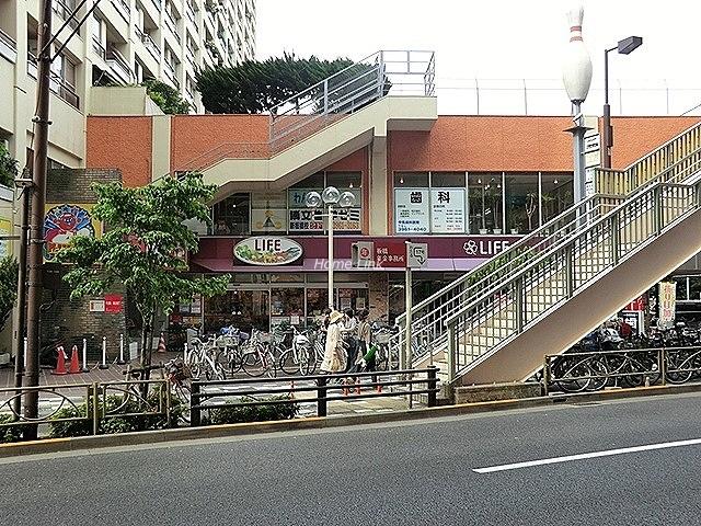 キャニオンマンション板橋周辺環境 ライフコーポレーション板橋店