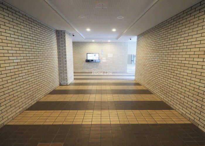 ダイアパレス新板橋 エントランスホール