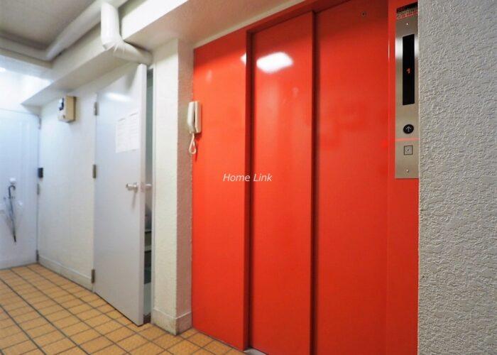 ダイアパレス板橋本町 エレベーターホール