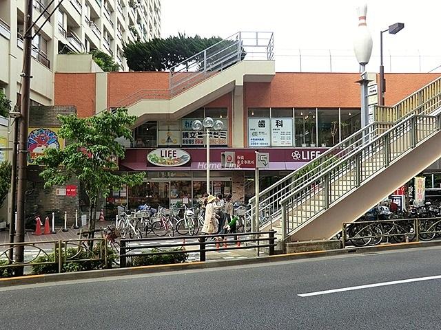ダイアパレス新板橋周辺環境 ライフ板橋店