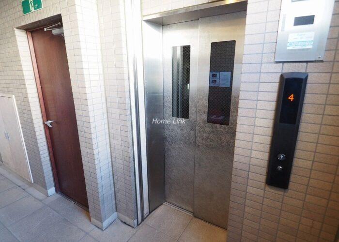 レクシオ志村坂上 エレベーターホール