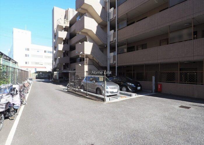 レクシオ志村坂上 駐車場