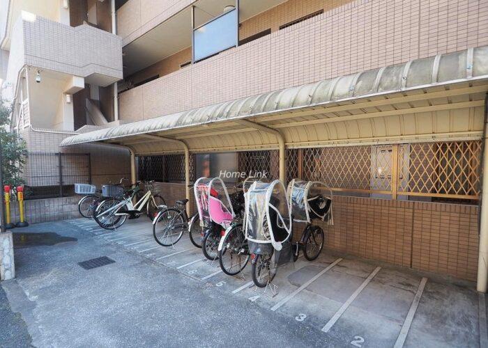 レクシオ志村坂上 駐輪場