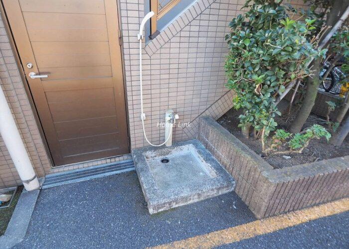 レクシオ志村坂上 ペット用足洗い場