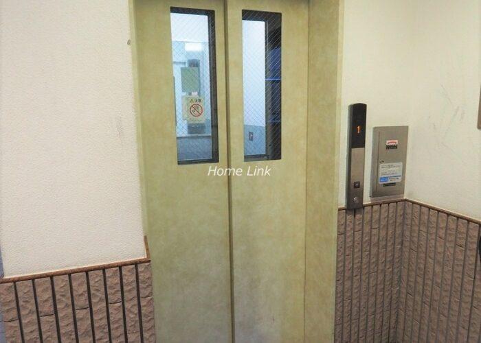 レクセルマンション要町 エレベーターホール