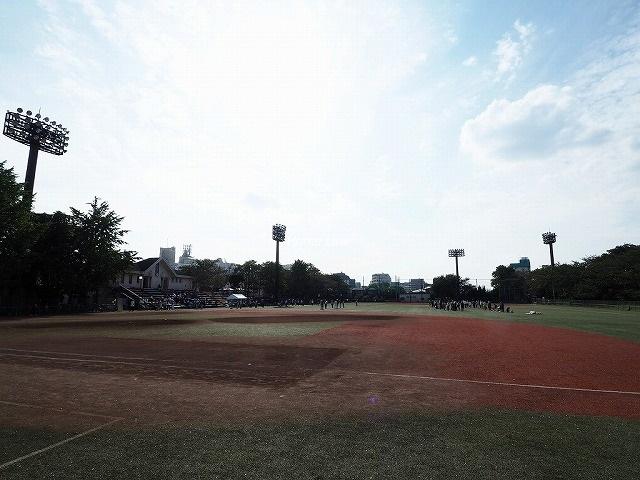 キャニオンマンションあずさわ周辺環境 小豆沢公園