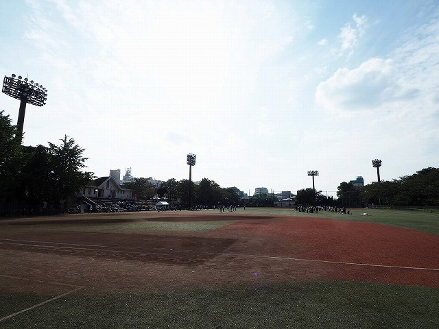 レクシオ志村坂上周辺環境 小豆沢公園