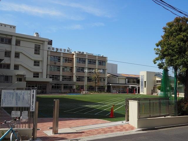 ダイアパレス新板橋周辺環境 板橋第四小学校