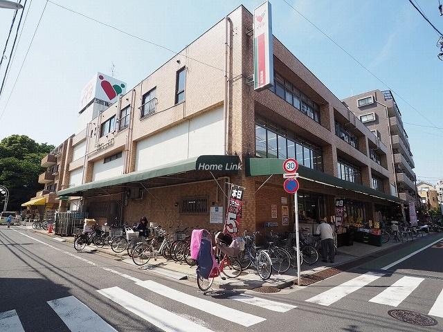 レーベンハイム常盤台プラザ周辺環境 コモディイイダ東新町店