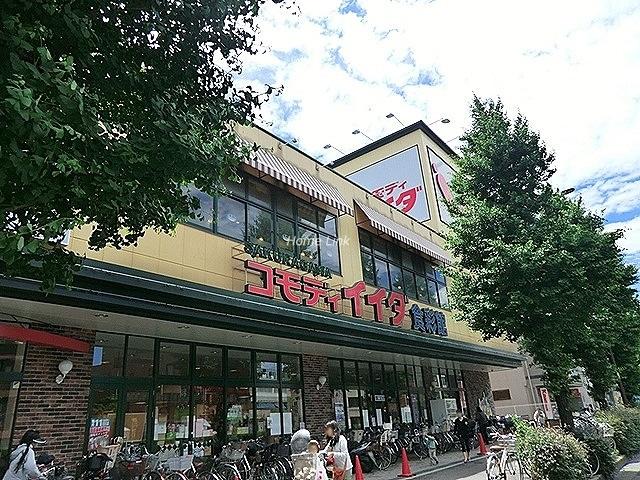 三田上板橋ガーデン周辺環境 コモディイイダ桜川店